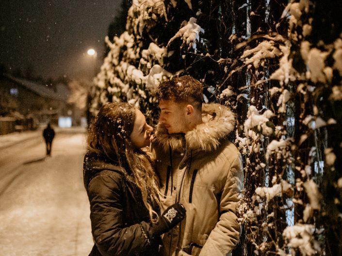 L. in K. - Snežna pravljica